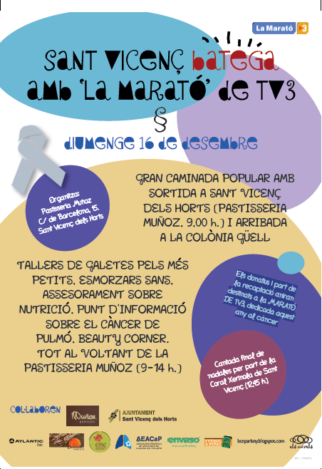 Càncer La Marató TV3